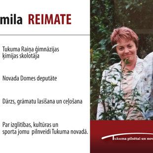 Ludmila Reimate